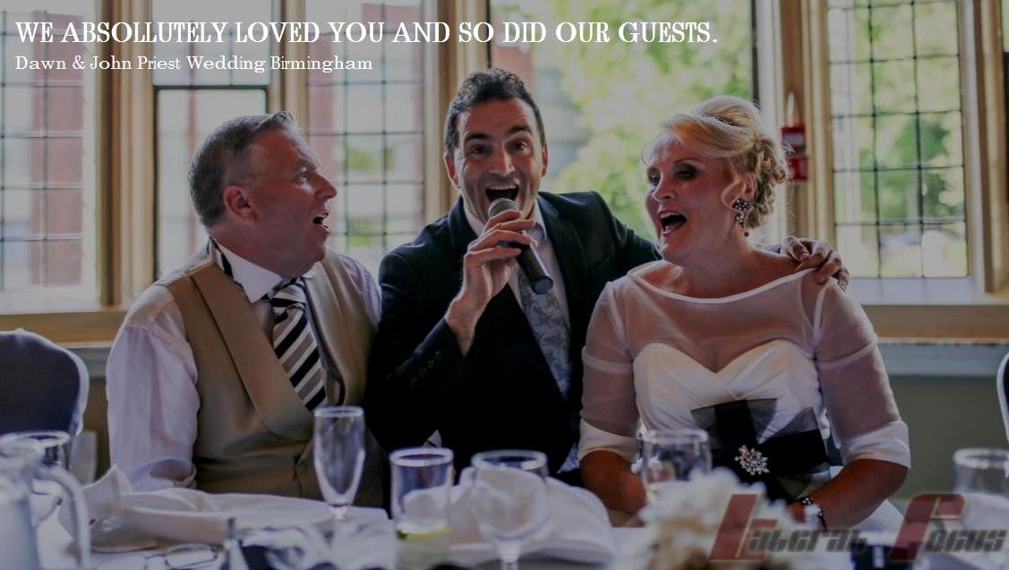 Gay/civil partnerships weddings