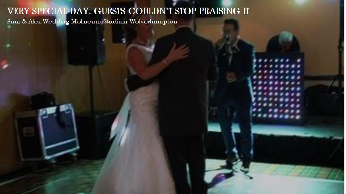 Italian wedding singers
