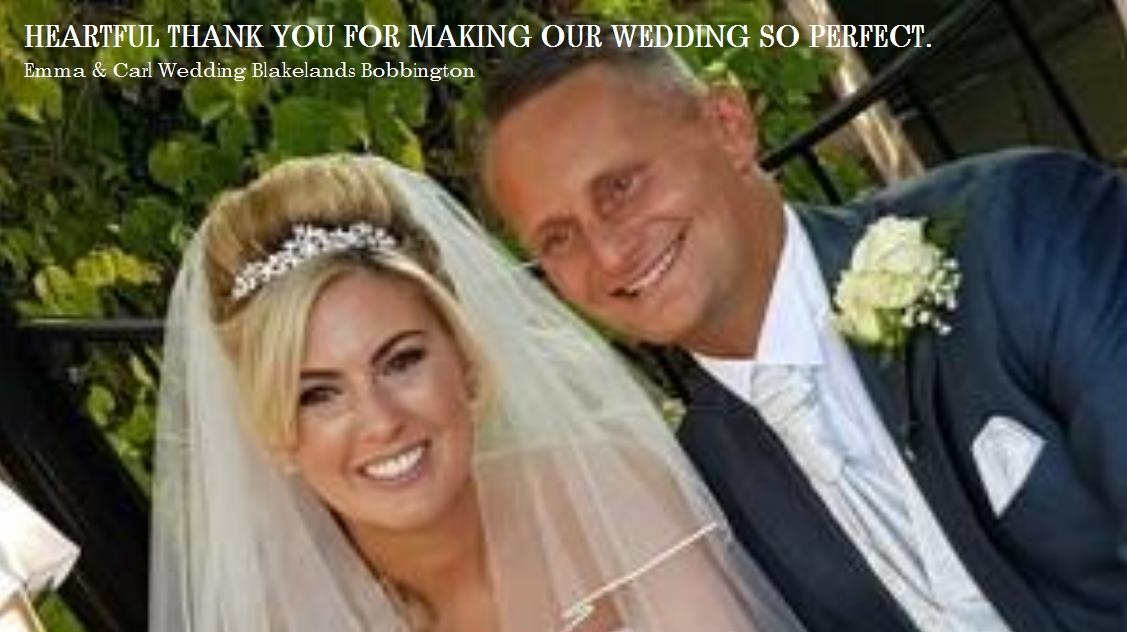 Birmingham Wedding singers