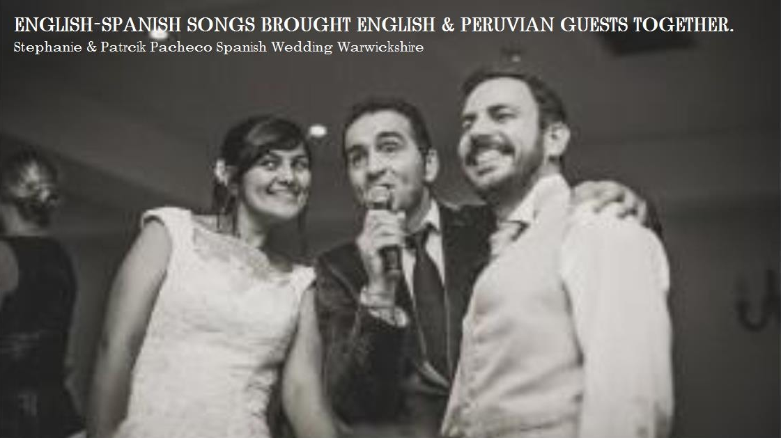 Birmingham London wedding singers