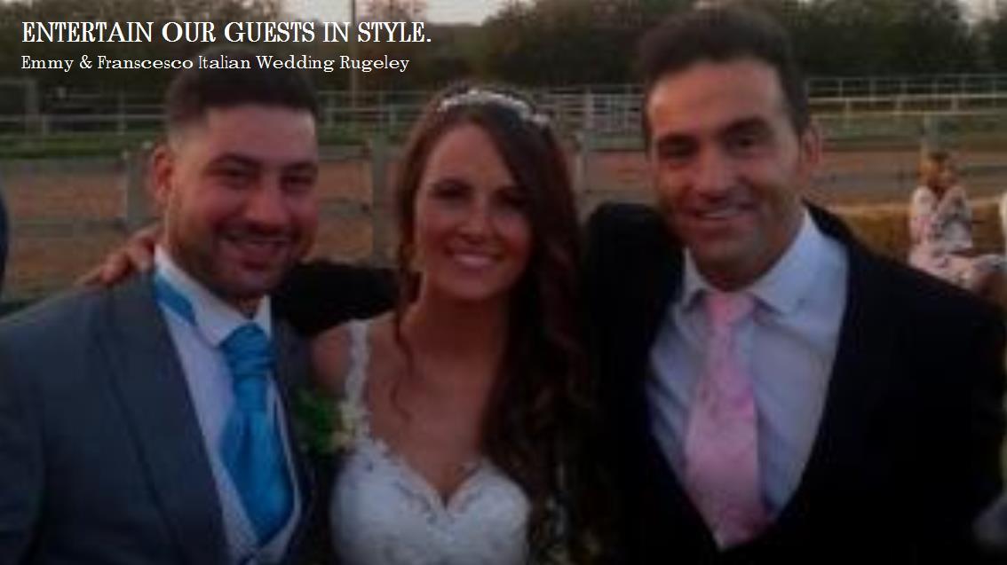 Manchester wedding singers