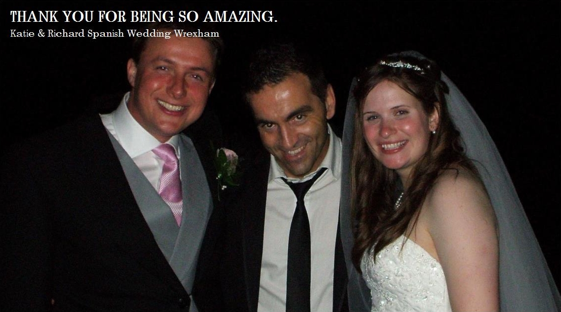 Uk Italian Spanish Wedding Singer