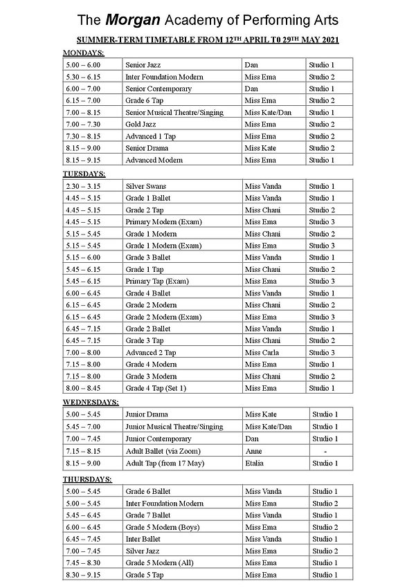 Summer-Term Timetable for website-page-0