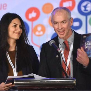 Homa Kheyrollah Pour to co-chair the program committee of Canadian Science Policy Conference 2019