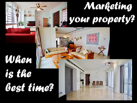 When Is A Good Time to Market My Property and How Long Does It Take to Sell It?