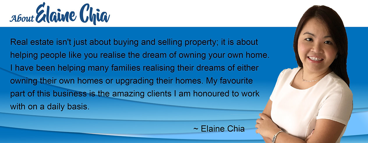 About Elaine's keen interests in helping families realise their dreams.