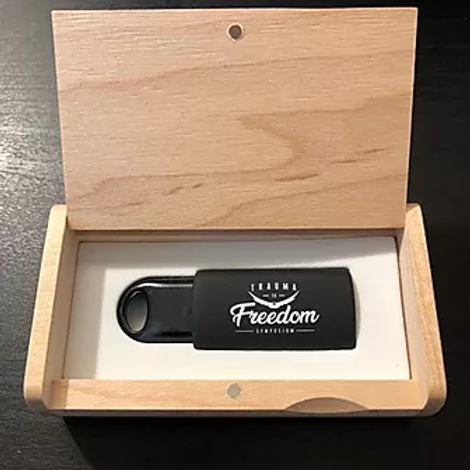 Trauma to Freedom Symposium - USB