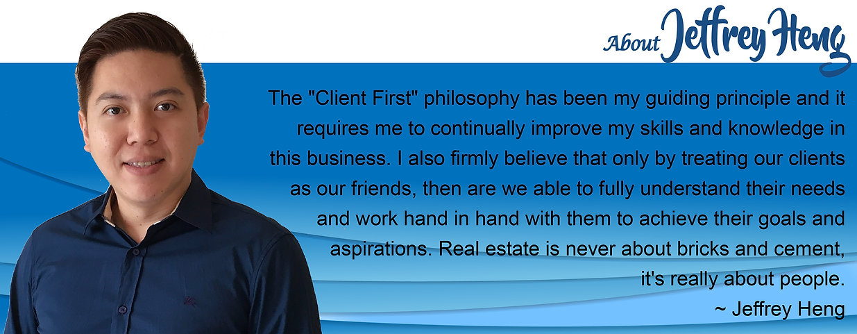 About Jeffrey's Client First Philosophy