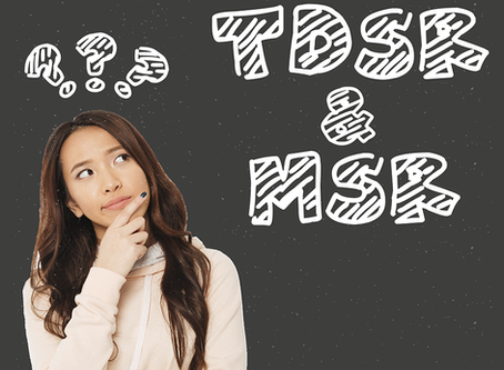 Dissecting the Differences Between TDSR and MSR