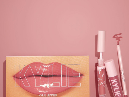 Kylie Jenner Launched Lovestruck Lip Trio And More