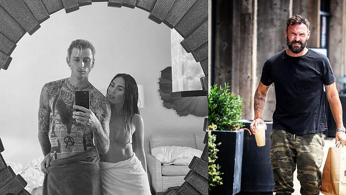 Megan Fox's Husband B A Green Indicated In May 2020, Eventually Butterflies Get Bored