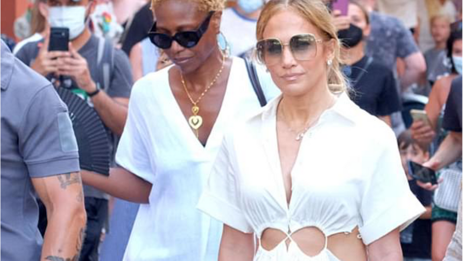Jennifer Lopez Enjoys Some Time To Herself As She Strolls Around Portofino Without Ben