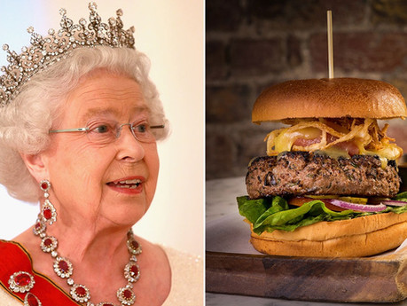 A former Royal chef reveals, the Queen does eat burgers