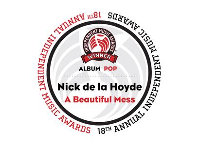 A Beautiful Mess - International Music Awards (IMA) winner in the Pop Album Category