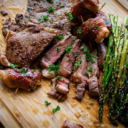 《第一牛肉》美國溼式熟成纽约克牛排