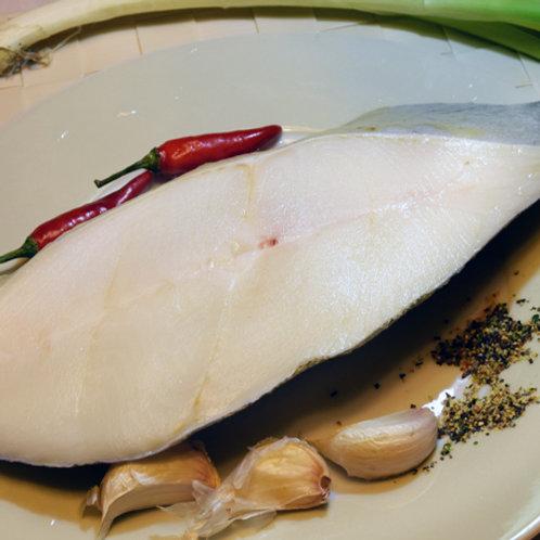 《嘉豐》大比目魚(扁鱈)切片中