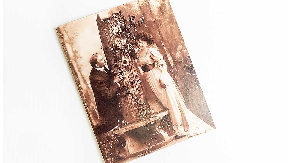Vintage Styled Greeting Card