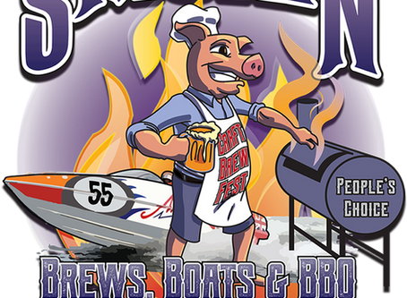 Smokin' Brews Boats & BBQ RECAP