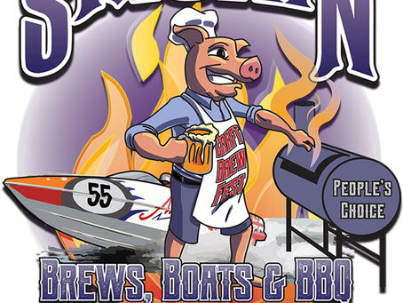 Smokin' Brews Boats & BBQ RECAP
