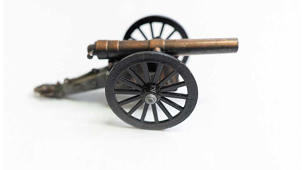 Mini Cannon Pencil Sharpener