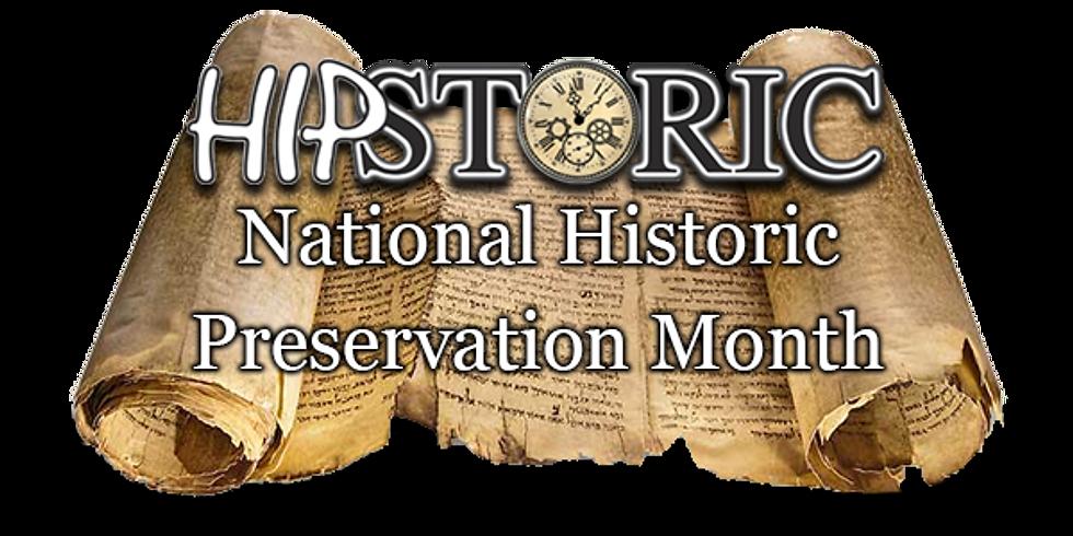 Hipstoric - National Historic Preservation