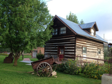 Mt_Sopris_Historical_Society_Log_Cabin_M