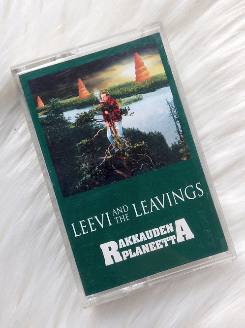Leevi and the Leavings - Rakkauden planeetta
