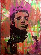 Rihanna art by Tommi Salmelainen.png