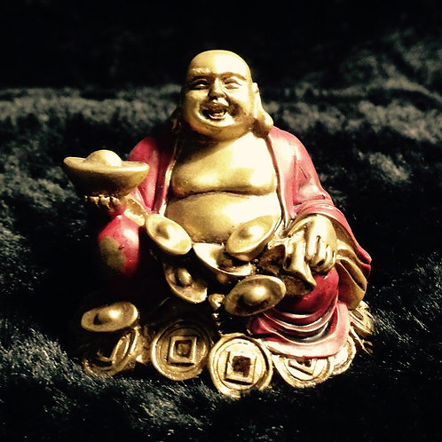 Laughing Buddha (Wealth & Compassion)