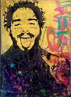 Post Malone art by Tommi Salmelainen.png