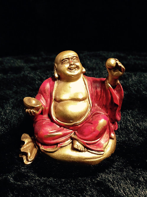 Laughing Buddha (Protecting Wealth & Abundance)
