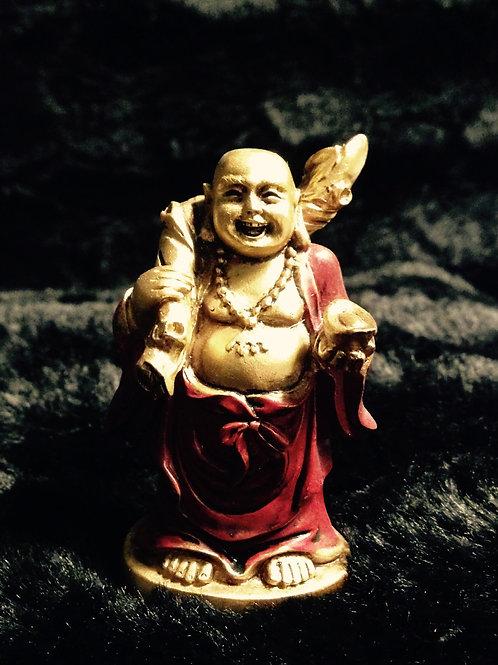 Laughing Buddha (Safe Travels)