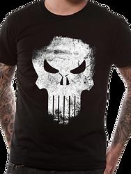 marvel-punisher-distressed-skull-t-paita