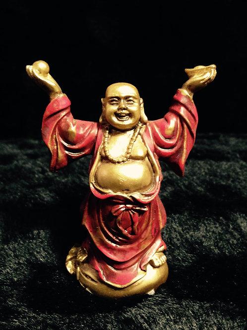 Laughing Buddha (Wealth & Long Life)