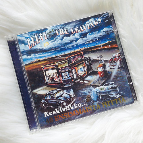 Leevi and the Leavings - Keskiviikko...40 ensimmäistä hittiä