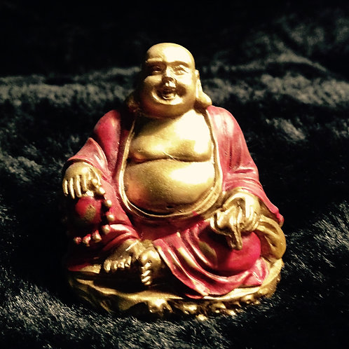 Laughing Buddha (Wisdom & Fortune)