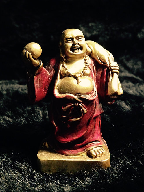 Laughing Buddha (Healthy Travels)
