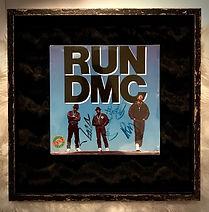 Run DMC nimikirjoitukset