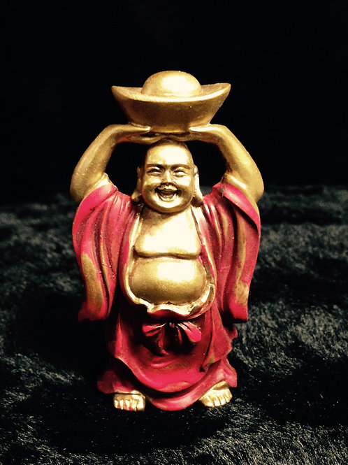 Laughing Buddha (Abundance & Good Fortune)
