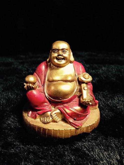Laughing Buddha (Wealth & Authority)