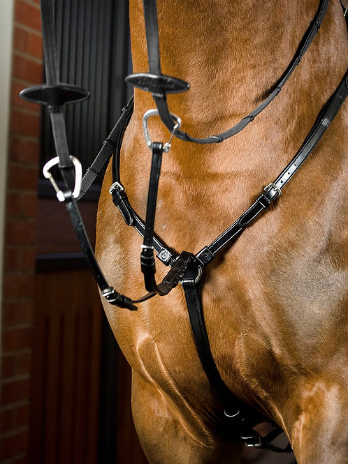 PS Three Point Breastplate
