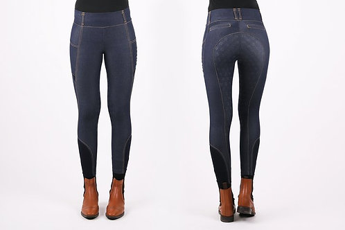 Marthe (Full Seat Leggings) - Denim