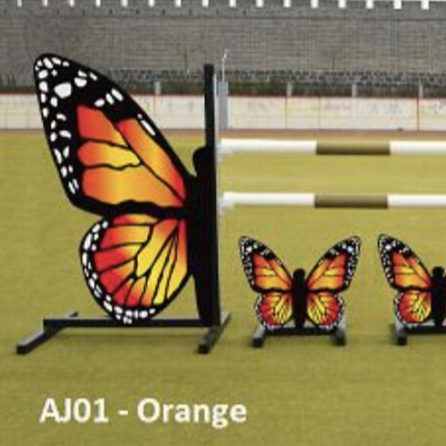 Butterfly Standards, including filler