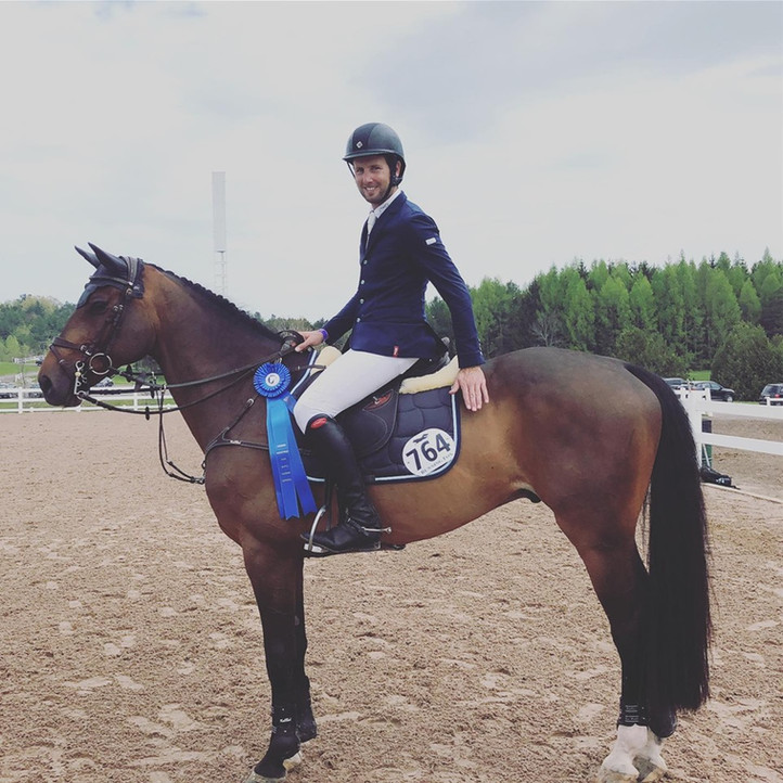James Chawke - Caledon Equestrian Park