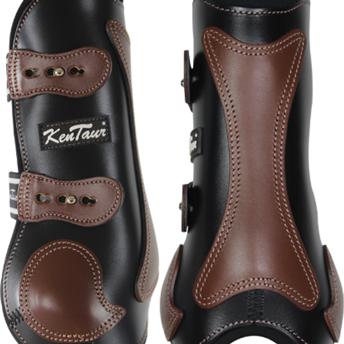 Roma Leather Front Boot