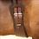 Thumbnail: Grand Prix Leather Girth (Sheepskin Option)
