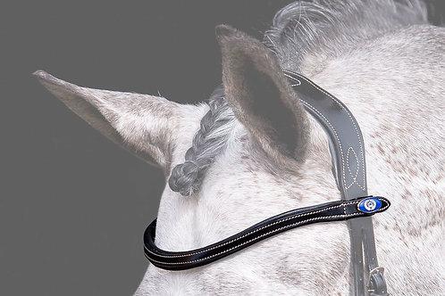 U-Shape White Stitching