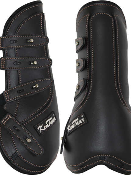 Cambridge Full Leather Front Boot