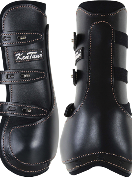 Merano Leather Front Boots