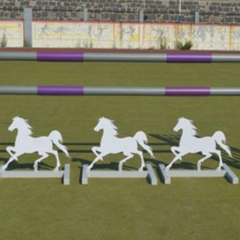 Running Horse Filler